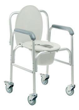 Silla comodo ducha con ruedas - Silla de bano con ruedas ...